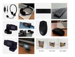 コンピューケース・ジャパン、テレワークなどに便利なヘッドセットやウェブカメラを発売