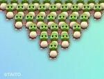 『バブルボブル』シリーズ主人公、バブルンが都内侵略!?