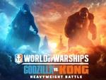 『World of Warships』にて映画「ゴジラvsコング」との大型コラボが発表!日米の海戦バトルが勃発!?