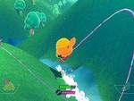 """コロプラの新作スマホ向けゲーム『ユージェネ』では実在する地形の起伏を再現する""""地形標高""""機能を採用!"""