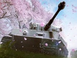 PC版『World of Tanks』恒例イベント「桜選抜」と「甲士園」が2021年も開催決定!