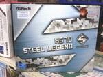 ASRockの第11世代Core対応マザー「H570 Steel Legend」が発売