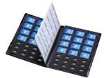 SDカードとmicroSDカードを24枚ずつ収納可能なDVDトールケースタイプの収納ケース発売