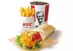 KFCでワンコインランチ!「ツイスターセット」550円→500円に