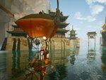 東洋の街を探索する3DアクションADV『黄昏ニ眠ル街』がSteam/GOGで4月14日に配信決定!
