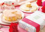 【ルミネ新宿】母の日サービスが素敵! 「東京ミルクチーズ工場」、掛け紙・ピックを無料サービス