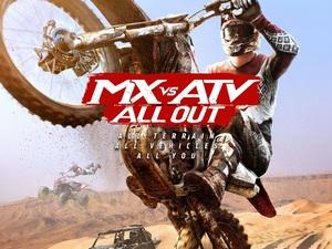 オープンワールド・オフロードレースゲーム『MX vs ATV All Out』がSwitch/PS4にて発売!