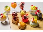 旬のスイーツを食べ比べしたい!! 「Sweets Parade ~メロン&チェリー~」、横浜ベイシェラトン ホテル&タワーズで開催