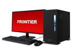 FRONTIER、インテル第11世代プロセッサー搭載「GKシリーズ」