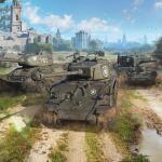 全世界1億人以上がプレイしている対戦タンクバトル「World of Tanks」を遊ぼう! 現在「ガルパン」とコラボ中
