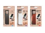 磁力装着タイプのワイヤレス充電器対応、iPhone 12シリーズ用ケース「MAGKEEP」を3タイプ16種で発売