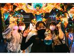 【横浜】水族館の課外授業受けてみたい! 「アクアリウム宇宙旅行 UNDER WATER SPACE」、保育園児20名を招いて開催