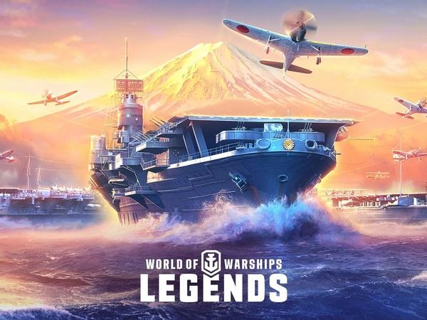 『World of Warships: Legends』サービス2周年を記念した大型アップデートを配信!