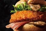 KFC、肉厚チキンの「ガリマヨベーコンサンド」を発表!うれしいボリューム満点