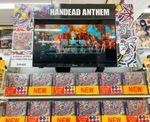 【西新宿】これは見逃せない! 「HANDEAD ANTHEM」CD購入で特典グッズもらえる、アニメイト新宿ハルク