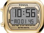 フォッシル、1980年代日本を彷彿とさせるレトロデザイン「RETRO DIGITAL」