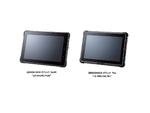 耐落下150cm+GMS認証の10.1型タブレットなど2モデル、4月中旬から発売