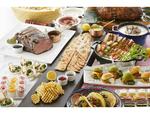 食で世界を旅しよう! ヨーロッパや中南米の料理を味わえるオーダービュッフェ、横浜ロイヤルパークホテルで提供