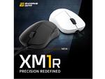 PixArt PAW 3370センサー+Kailh GM 8.0スイッチ搭載ゲーミングマウス「XM1r」