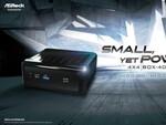 ASRock、AMD Ryzen 4000UシリーズAPU搭載の超小型ベアボーン3モデル