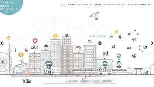 スマートシティ官民連携PF、政府事業によるAPIカタログサイト集を公開
