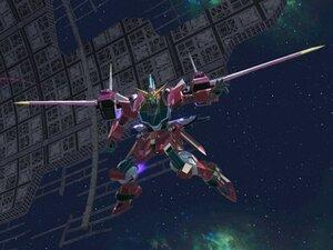 AC『機動戦士ガンダム EXVS2 XB』4月のアップデートで「ジャスティスガンダム」がプレイアブルに!