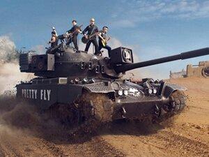 PC『World of Tanks』と「The Offspring」がニューアルバムのリリースでコラボレーションを復活!