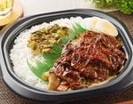 ファミリーマート「満足デカ皿!回鍋肉弁当」