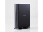 エレコム、通信分断機能「セキュリティーWi-Fi」対応のWi-Fi 6無線LANルーター