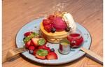 【新宿】限定パンケーキ食べたい! カフェクルゼの「クルゼスペシャル」21日まで販売、小田急百貨店 新宿店限定