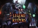 逆ローグライク・ストラテジー『Legend of Keepers』が4月30日に発売決定!