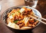 【本日発売】丸亀製麺「豚キムチぶっかけうどん」