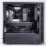 """最新第11世代CoreとRTX 3070をガッツリ冷やす""""デュアル水冷""""、ハイエンドかつコンパクトなゲーミングPC「G-Master Hydro Z590-Mini」"""