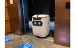 自律走行型配送ロボット「RICE」とエレベーターを連携。他フロアへの配送実験を開始