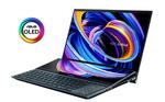 ASUS、2画面ノートPCに4K有機EL搭載モデル「ASUS ZenBook Pro Duo 15 OLED UX582LR」