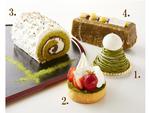 【抹茶スイーツ】どれもおいしそう! 横浜ロイヤルパークホテル「抹茶フェア」5月1日から開催