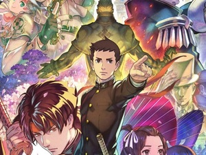 Switch/PS4/Steam『大逆転裁判1&2 -成歩堂龍ノ介の冒險と覺悟-』が7月29日に発売決定!