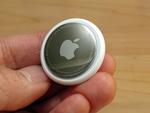 【実機レビュー】みんなで広げよう「AirTag」の輪! アップルの忘れ物防止スマートタグが便利