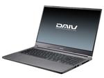 クリエイター向けノートPC「DAIV 5N」にWQHD液晶搭載新モデル登場