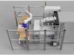 フジマックとTechMagic、ANAC羽田工場にて食器自動仕分けロボット「finibo」の実証実験を開始
