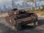 PC版『World of Tanks』と「ガールズ&パンツァー最終章」のコラボ作戦が復活!