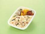 【崎陽軒】レンチンで食べられる!「初夏限定 山菜ごはん弁当」限定販売、ネット通販も対応
