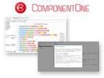 グレープシティ、業務アプリケーション開発用製品「ComponentOne」の新バージョンをリリース