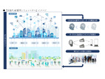 東京大学・ソフトバンクなど、海老名駅周辺にて「次世代AI都市シミュレーター」の応用研究を開始