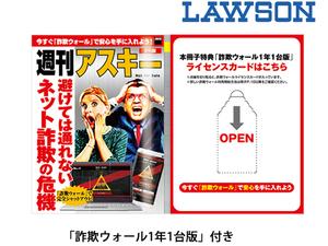 「詐欺ウォール/Internet SagiWall」とネット犯罪防止の基礎知識の書籍がセットで販売