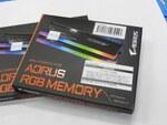 GIGABYTEの光るDDR4メモリーに今度はDDR4-3733対応の新モデル