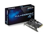 Thunderbolt 4を2ポート増設できるASRock「Thunderbolt 4 AIC」