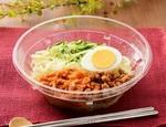ローソン涼やかな「盛岡風冷麺」5月4日スタート