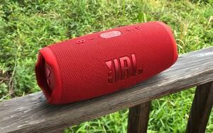 防水・防塵・デカい音、JBL CHARGE 5はいいデキで気持ちいい