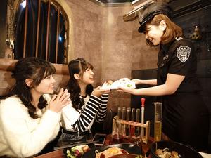 「監獄レストラン ザ・ロックアップTOKYO」、ノンアルでも楽しめる食事セットプラン